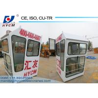 High Quality China Spare Parts for Tower Crane Enclosed Operator Cabin For Sale for sale