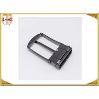 Buy Pin Type Reversible Metal Belt Buckle , Mens Coat Belt Buckles Replacement at wholesale prices