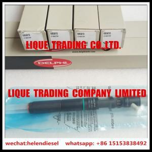 Quality DELPHI GENUINE Common rail fuel injector EJBR05501D for KIA Bongo 33800-4X450, 33801-4X450 for sale