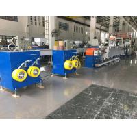 Quality Low Noise Packing Belt Strapping Band Machine , Pp Strap Manufacturing Machine for sale