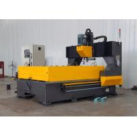 Quality Metal Flange CNC Plate Drilling Machine 100mm Maximum Processing Thickness for sale