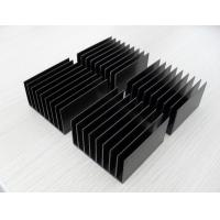 Quality Powder Coating Anodizing Aluminium Heat Sink Profiles Colourful High Efficiency Enclosure for sale