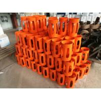 China Hard Elastic Spring Casing Centralizer , Simple Structure Casing Accessories for sale