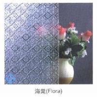 Quality Flora Patterned Glass for sale