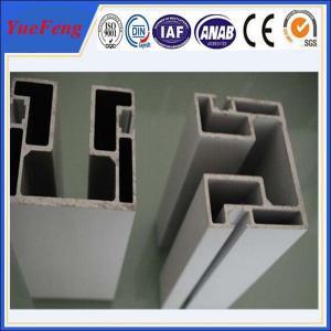 Quality aluminum extruded profiles 6060 t5 professional aluminium manufacturer industry for sale