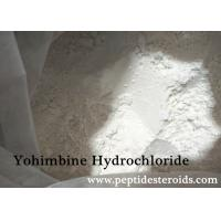 Buy cheap 98% Purity Yohimbine Hydrochloride Natural Extract For Male Erectile Dysfunction from wholesalers