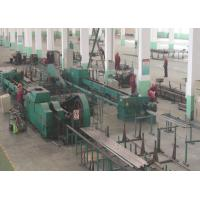 China LG120 Two Roller Cold Rolling Machine For Making Seamless Pipe / Carbon Steel on sale