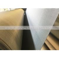 Quality High Strength Stainless Steel AISI304 Wire Screen Mesh High Temperature Oxidation Resistance For Petroleum Equipment for sale
