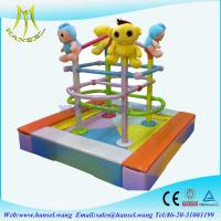Quality Hansel electronic cheap kids playhouses for indoor playground for sale