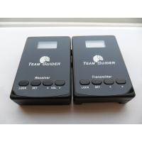 Quality High Performance L8 Wireless Tour Guide System With With 64 Selectable Channels for sale