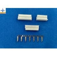 Quality Dual Row Wire To Board Connector with 2.00mm Pitch Tin-plated Contact Fully Shrouded Header for sale