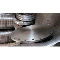 Quality DIN 2527 Norm Blind Steel Pipe Flange PN 2.5 - PN 400 , ISO9001 Steel Blind Flanges for sale