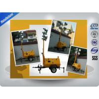Buy cheap Trailer Mounted Light Towers from wholesalers