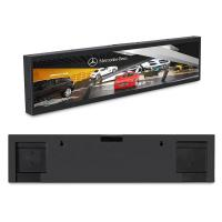 Quality Ultra Wide Stretched Bar Lcd Monitor , Lcd Advertising Screen 0.102x0.285mm Pixel Pitch for sale