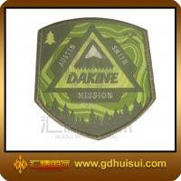 Quality embroidery name brand patch for sale