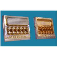 Quality Durable Pulp Moulding Dies With Special Design , Bronze Paper Egg Crate Dies for sale