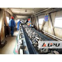 China Fixed / Mobile Coal Mine Conveyor Belt Systems With Capacity 200-320t/H , CE ISO Listed on sale