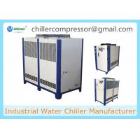 China Air Cooled Portable 5 Tons Water Chiller Industrial Plant Cooling Chiller on sale