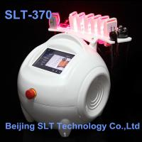 Diode Lipo Laser Fat Burning Beauty Machine / Cavitation Radio Frequency Body Contouring for sale