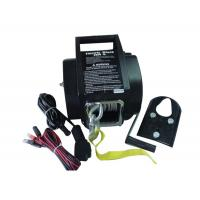 Quality Marine 5000 Lb Portable Boat Winch 12V DC Input Electric Anchor Waterproof for sale