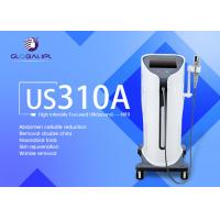 Quality Women Use Hifu Beauty Machine 4MHz HIFU Frequency For Skin Rejuvenation / Pore Removal for sale