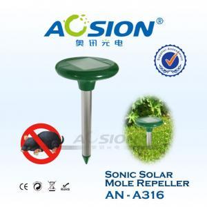 China Garden Solar Sonic Mole Repeller on sale