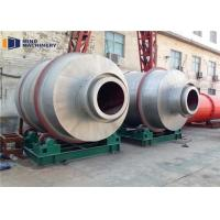 China 5.5kw Industrial Drum Dryer Limestone Sand Coal Cassava Chips Drying Machine for sale