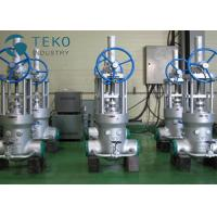 Quality Dynamic Seal High Pressure Pressure Seal Parallel Double Disc Slide Gate Valve for sale