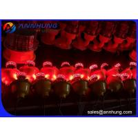 Quality Steady Burning Red Obstruction Light LED For Power Plant Chimneys for sale