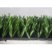 Quality Healthy Natural Looking Artificial Grass 50 mm Infill PE Bicolor With Stems for sale