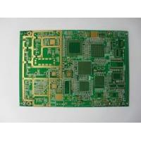 Quality FR4 base quick turn prototype pcb printed circuit boards for music player for sale