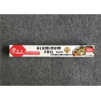 Buy cheap High Quality Household Aluminum Foil Paper Baking Paper For Barbeque 30cm 10m from wholesalers