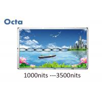 Quality 55'' High Brightness LCD Display 5ms VGA Outdoor Full HD LCD Display for sale