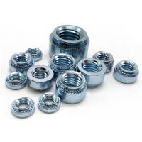 Buy cheap Zinc Plated Carbon Steel PEM Clinch Nut Self Clinching Nuts,Small Electrical from wholesalers