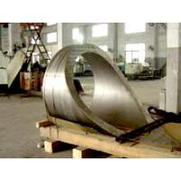 Quality 250 Ton 18CrNiMo7 Alloy Steel Forgings For Pressure Vessel Mining for sale