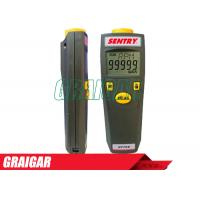 Quality Lightweight Digital Tachometer Sentry St722 Rpm Meter Laser Sighting for sale