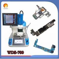 Quality Sole manufacturer WDS-700 auto bga chipset mobile phone repair machine with HD camera for sale