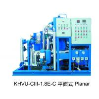 Quality Electrical Heating Heavy Fuel Oil Booster Unit , Fuel Conditioning System for sale