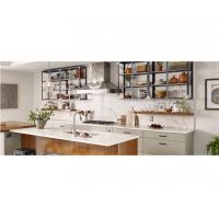 Quality Top Selling Gold Calacatta Quartz Countertops for sale