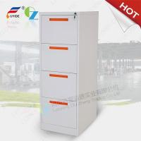Quality Heavy duty vertical filing cabinet with 4 drawer, powder coating for sale