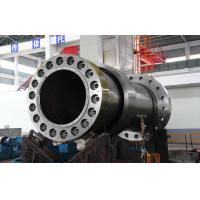 Quality EN10228 Forged Steel Shaft / 20SiMn Alloy Steel Forgings Hydropower Spindle for sale