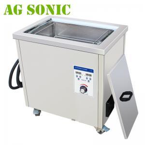 Quality Anti - Acid Alkali  Automotive Ultrasonic Cleaner , Ultrasonic Vibration Cleaner for sale