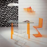Buy cheap Modern Acrylic lectern podium Dining Table Set For Living Room from wholesalers