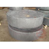 Quality High - speed Hydraulic Internal Ring UT Gear Flange Forging For Rail for sale