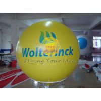 Inflatable advertising helium balloons with 540*1080 dpi high resolution digital printing