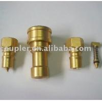 "Quality 1/4"" Female Brass Hydraulic quick coupling for sale"