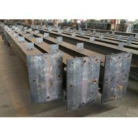 Quality Professional Steel Frame Building Materials / Metal Building Materials With Stable Structure for sale