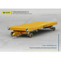Quality Workshop Galvanised Plant Trailer Easily Turning Convenient For Transporting for sale