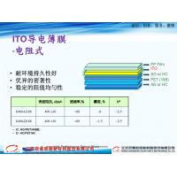 Buy Resistance Type ITO Conductive Film / Capacitor Type ITO Conductive Film / at wholesale prices