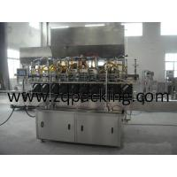 China CAR OIL DRUM PACKING MACHINE,CAR OIL JAR FILLER on sale
